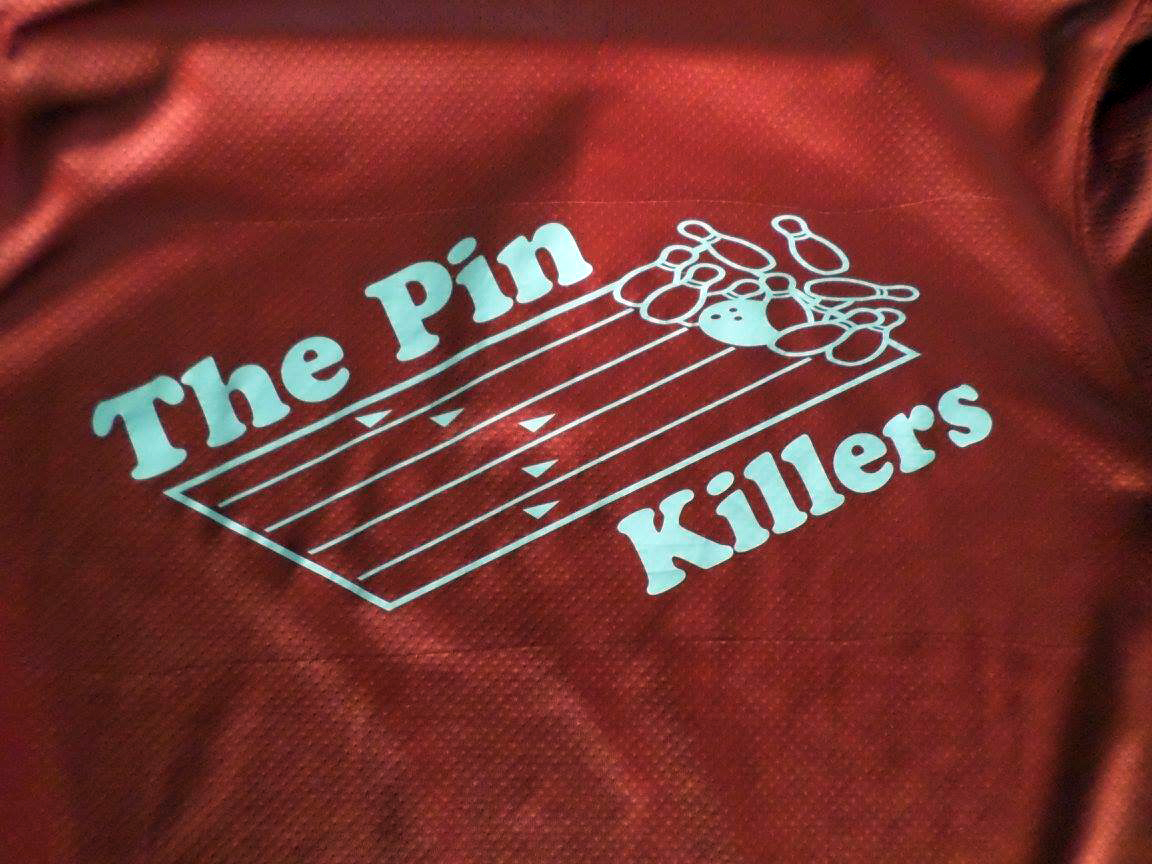 Shirts voor The Pin Killers